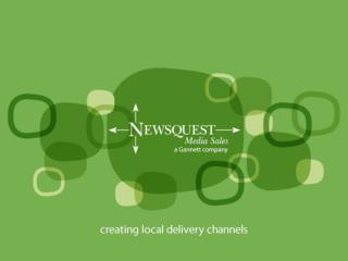Newsquest Media Sales - driving you through the Yorkshire dales