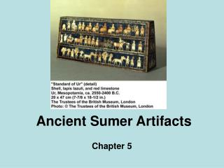 Ancient Sumer Artifacts