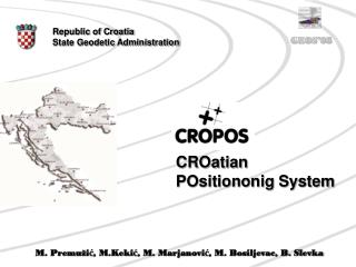 Republic of Croatia State Geodetic Administration