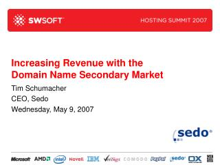Increasing Revenue with the Domain Name Secondary Market
