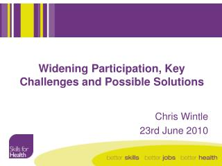 Chris Wintle 23rd June 2010