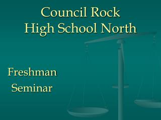 Council Rock  High School North