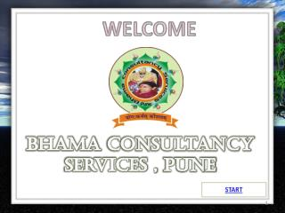 Bhama  Consultancy  Services ,  Pune