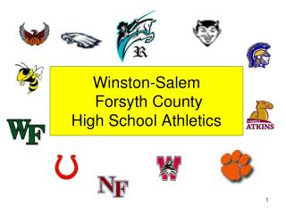 Winston-Salem  Forsyth County High School Athletics