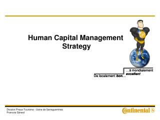Human Capital Management  Strategy