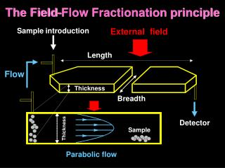 The Field-Flow Fractionation principle