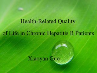 Health-Related Quality