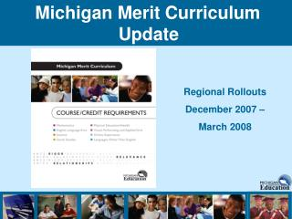 Michigan Merit Curriculum Update