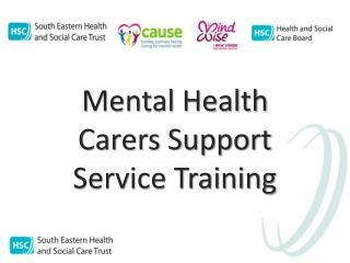 Mental Health Carers Support Service Training