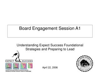 Board Engagement Session A1