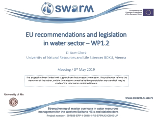 Urban Waste Water Treatment Directive