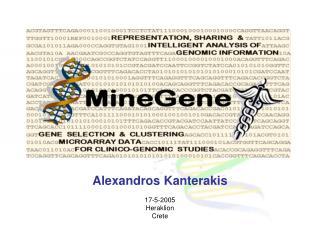 Alexandros Kanterakis 17-5-2005 Heraklion Crete