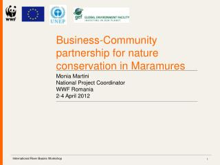 Business-Community partnership for nature conservation in Maramures