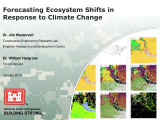 Forecasting Ecosystem Shifts in Response to Climate Change