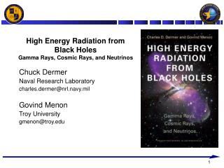 High Energy Radiation from Black Holes Gamma Rays, Cosmic Rays, and Neutrinos