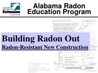Alabama Radon Education Program