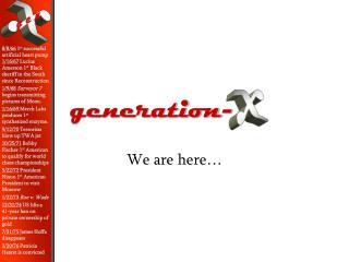 generation-