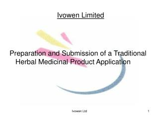 Ivowen Limited