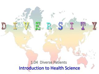 Introduction to Health Science