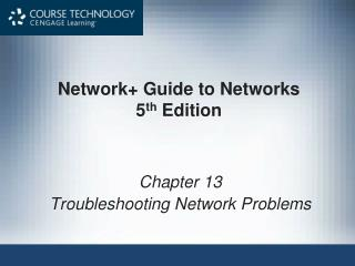 Network Guide to Networks 5th Edition
