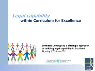 Legal capability 	within Curriculum for Excellence