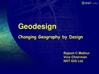 Recent Developments in the Application of Geospatial Technology in Geosciences