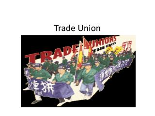 the efficacy of trade union in Project topic : the role of trade union in manpower development case study of nigerian labour union (nlc) objectives of the study the objective of this study can be stated as follows: 1 to highlight and justify the efficacy of the role of nigeria labour.