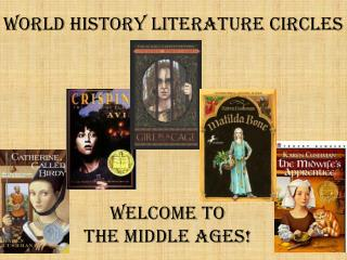 World History Literature Circles
