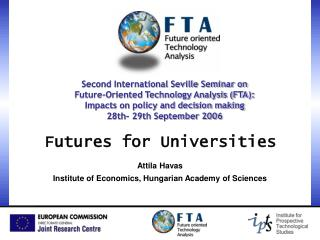 Futures for Universities
