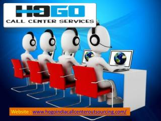 Get Call Center Services Via Hogo India Call Center Outsourc