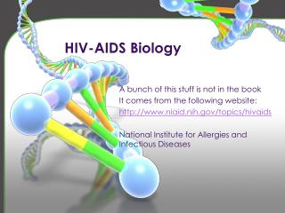 HIV-AIDS Biology