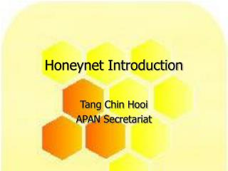 Honeynet Introduction