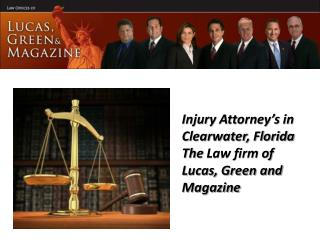 Clearwater Injury Attorney