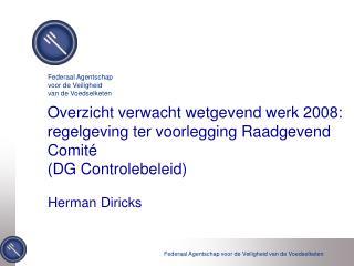 Herman Diricks