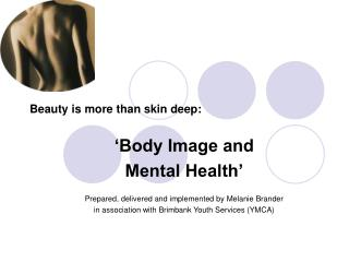 Beauty is more than skin deep: