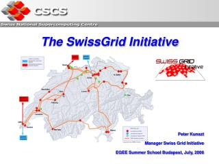 The SwissGrid Initiative