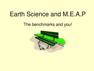 Earth Science and M.E.A.P