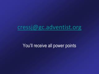 cressj@gc.adventist