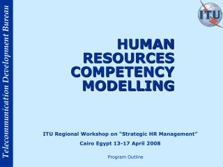 HUMAN RESOURCES COMPETENCY MODELLING
