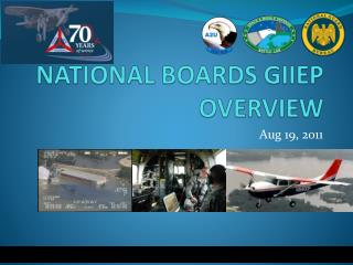 NATIONAL BOARDS GIIEP OVERVIEW