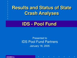 IDS - Pool Fund
