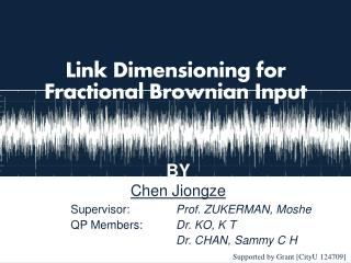 Link Dimensioning for Fractional Brownian Input