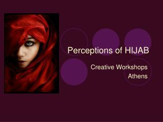 Perceptions of HIJAB