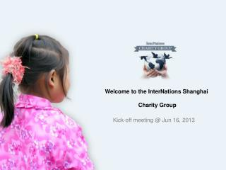 Welcome to the InterNations Shanghai Charity Group