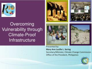 NATIONAL CLIMATE CHANGE ACTION PLAN