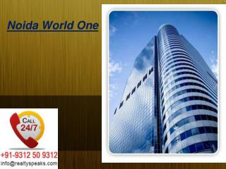 Noida World One