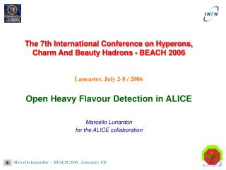 The 7th International Conference on Hyperons, Charm And Beauty Hadrons - BEACH 2006