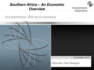 Southern Africa – An Economic Overview