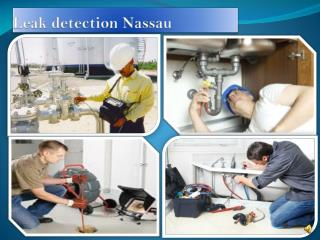 Leak detection Nassau