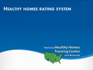 Healthy homes rating system